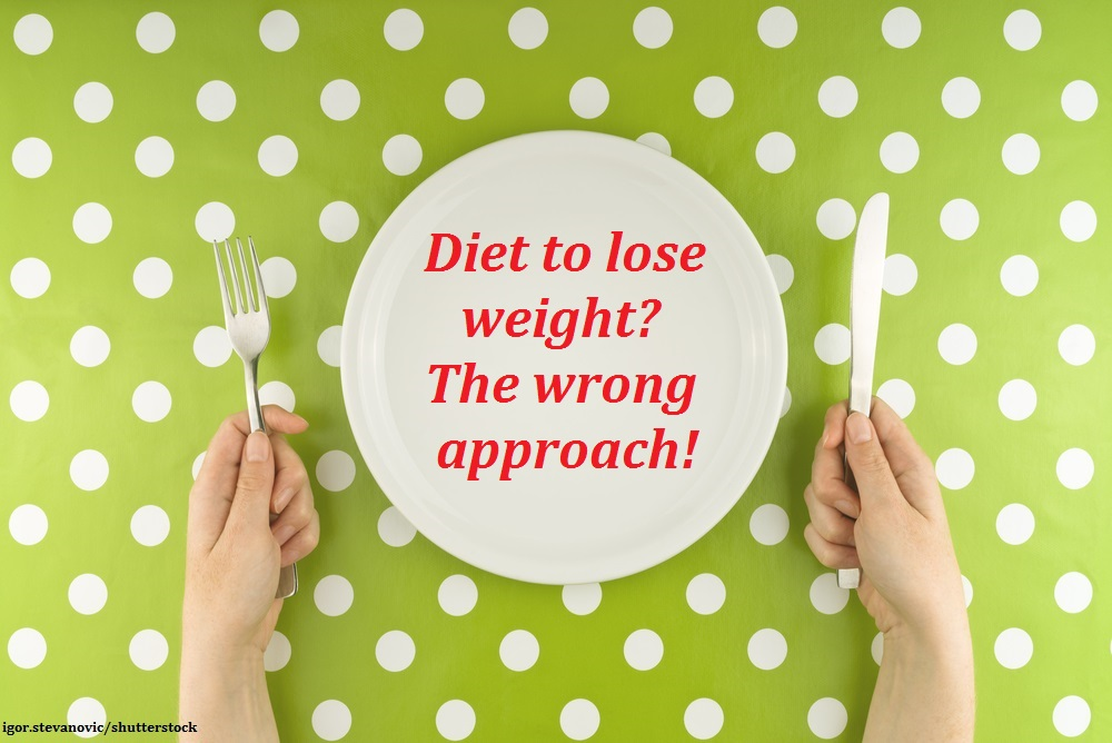 Diet to lose weight