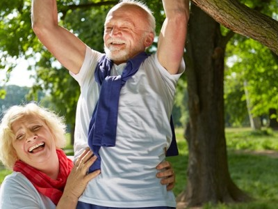 Strength and weight training for seniors