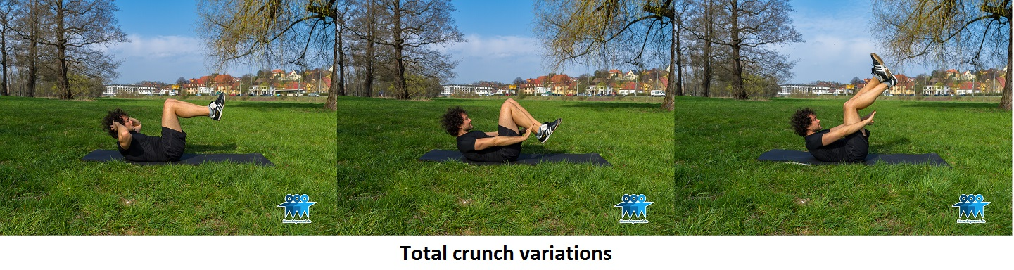 Total crunch variations