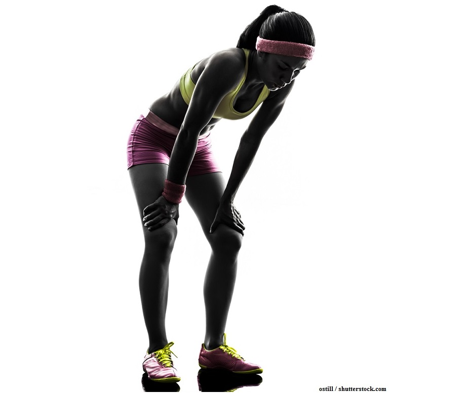 Proper breathing during exercise