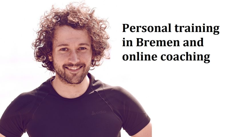 Personal Trainer in Bremen and online coaching