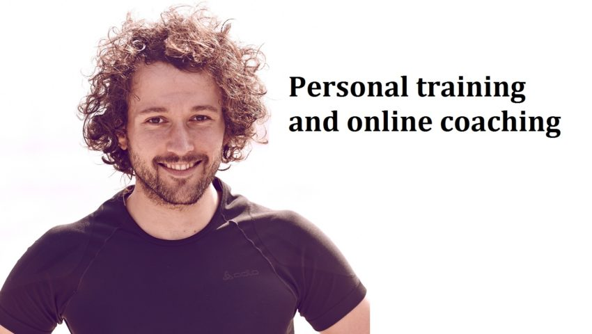 Personal training and online coaching